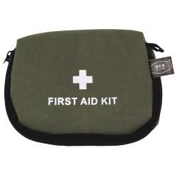Комплект первой помощи, большой, MOLLE, зеленый