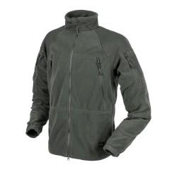 Helikon Куртка STRATUS® - тяжелый флис - Taiga Green