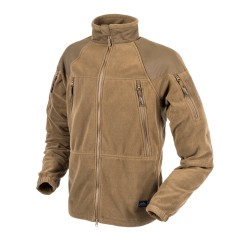 Helikon Куртка STRATUS® - тяжелый флис - Coyote