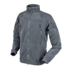 Helikon Куртка STRATUS® - тяжелый флис - Shadow Grey