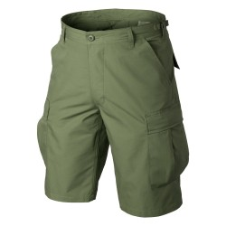 Helikon BDU lühikesed püksid, Cotton Ripstop, oliivroheline