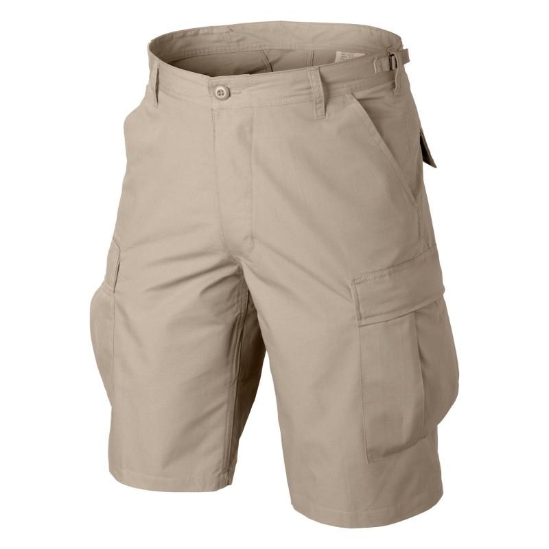 Helikon BDU Shorts - Cotton Ripstop - Khaki