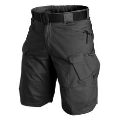 """Helikon UTS 11"""" Shorts - PolyCotton Ripstop - black"""