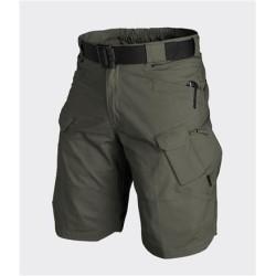 "Helikon UTS 11"" Shorts - PolyCotton Ripstop - Taiga Green"