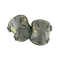 Kombat Spec-Ops Knee Pads, BTP Camo