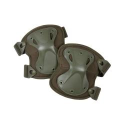 Kombat Spec-Ops Knee Pads, olive green