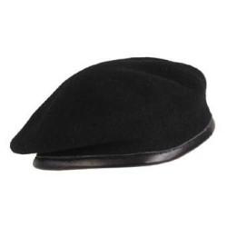 Commando Beret, black