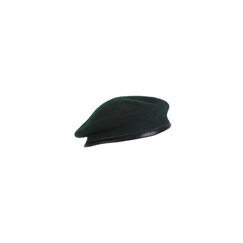 Commando barett, roheline