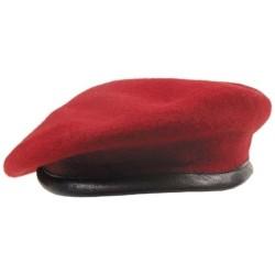 Commando Beret, red