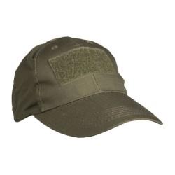 Mil-tec Taktikaline nokamüts, reguleeritav, oliivroheline