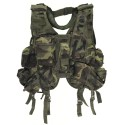 Tsehhi taktikaline vest, M95 camo