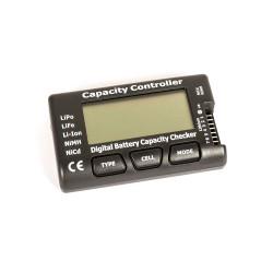 Aku mõõtja, Capacity Controller