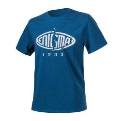 "Helikon T-shirt ""Enigma"", Melange Blue"