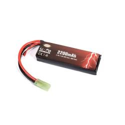 Evolution Li-Po Ultra Power battery 7,4V 2200mAh, 20-40C