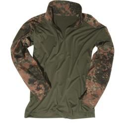 Mil-Tec Тактическая рубашка, flecktarn