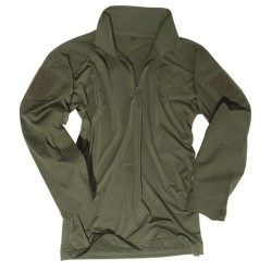 Mil-Tec Тактическая рубашка, оливково-зеленый