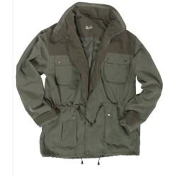 Mil-Tec зеленый охота куртка