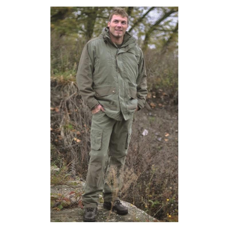 c257e0e0173a6 Mil-tec green Hunting pants - Militaarpood ja matkatarbed - Pain OÜ