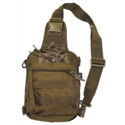 MFH Shoulder bag Molle, coyote tan