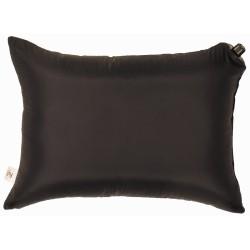 Подушка для путешествий, надувная, черный, 40 x 30 см