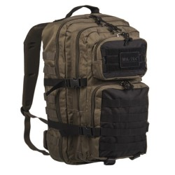 Ranger рюкзак US Assault большой 36L, черный/зеленый
