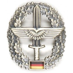 Metallist Bundeswehri bareti märk, Heeresflieger