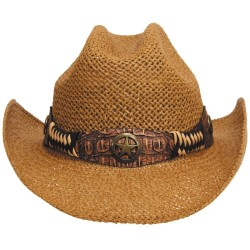 "Straw hat, ""Georgia"""