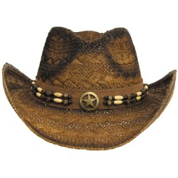 "Straw hat, ""Tennessee"""