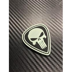 "Velcro märk ""Punisher"" 3D, NZYT"