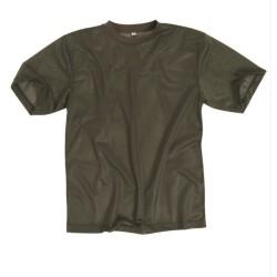 Mil-tec Mesh T-shirt, od green