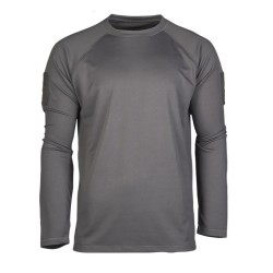 Тактический длинный рукав быстро сухая рубашка, urban grey