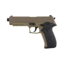 Cyma CM122 Pistol replica, tan