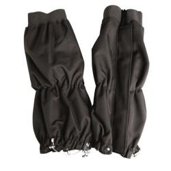 Miltec Gaiters, с застежкой-молнией, проволокой, черным