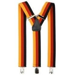 Traksid pükstele, klambritega, Saksamaa