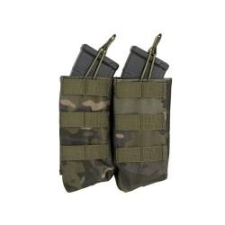 Open Top Double, 7.62X39 AK чехол для магазинов, MT camo