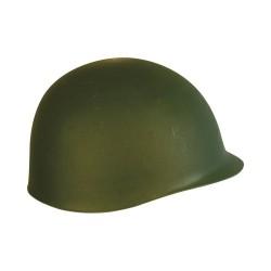 M1 Plastic helmet, olive green