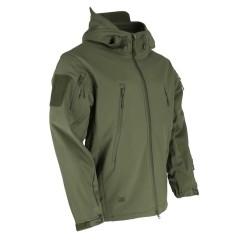 Patriot Tactical Softshell куртка, Оливково-зеленый