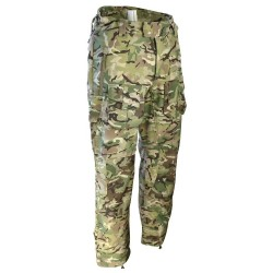 Patriot Taktikaline Softshell püksid, BTP camo