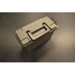Армия Пластиковые Ammo коробки cal. 30, оливково-зеленый