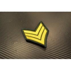 "Riidest embleem, ""U.S. Army - Sergeant"""