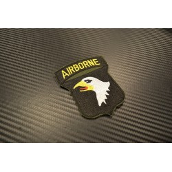 "Riidest embleem, ""U.S. 101. LL-Division Airborne"""