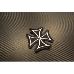 "Textile patch, ""German Iron Cross"""