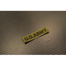 """Текстильный патч, """"US Army"""""""