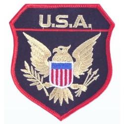 "Textile patch, ""USA Eagle"""