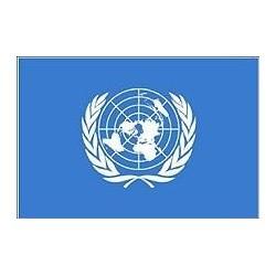 """Flag """"United Nations"""", 90x150cm"""