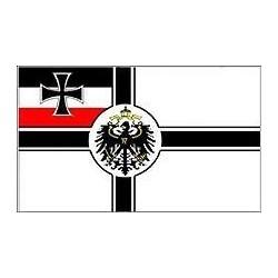 "Flag ""German Empire Battle flag"", 90x150cm"