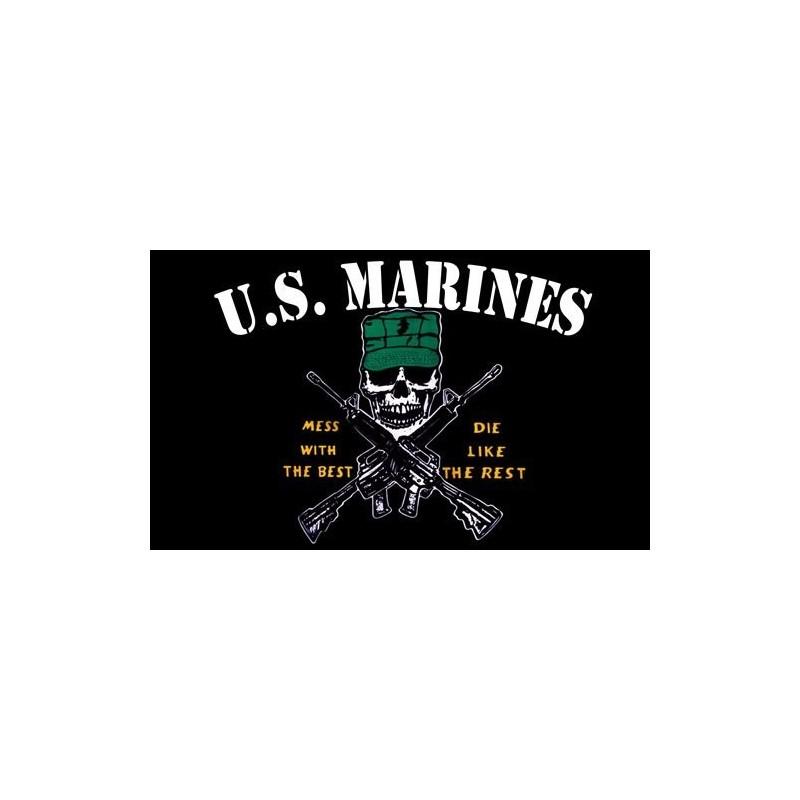 "Lipp ""U.S. Marines"" 90x150cm"
