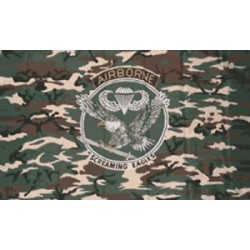 "Lipp ""U.S. Airborne camo"" 90x150cm"