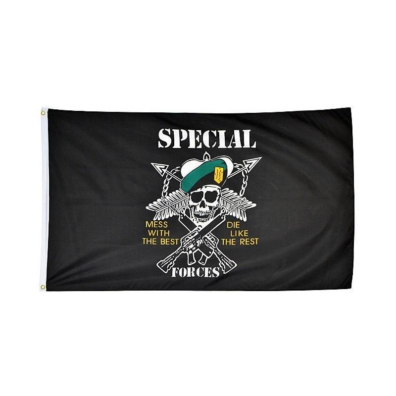 "Lipp ""U.S. Special Forces"" 90x150cm"