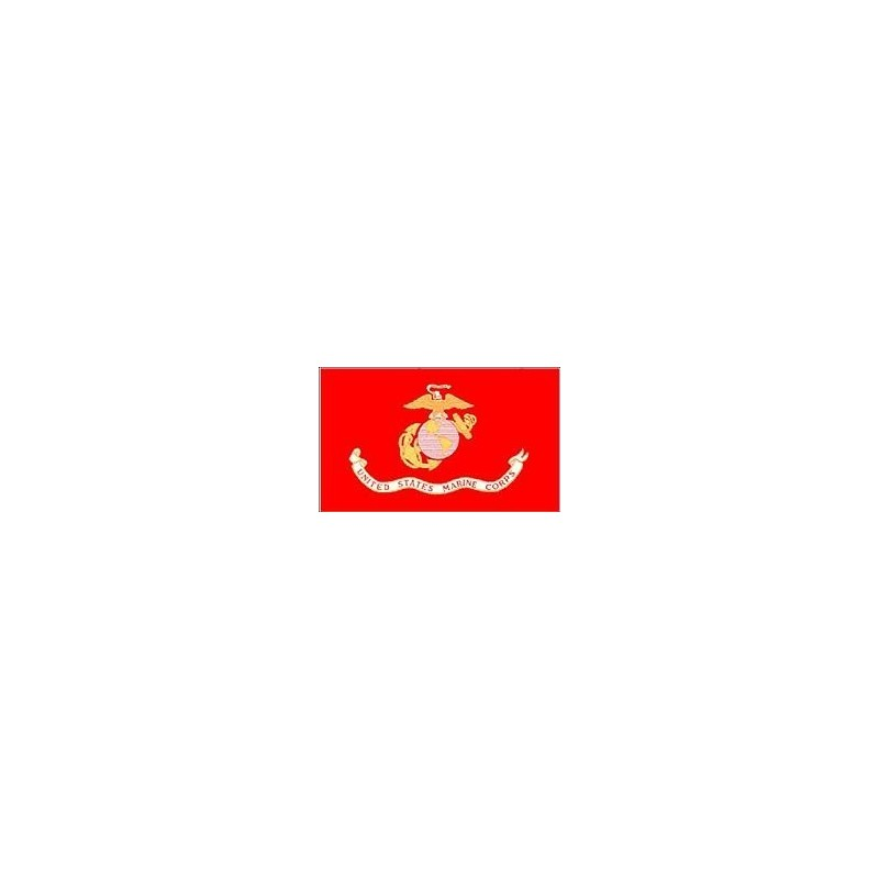 "Lipp ""United States Marine Corps"" 90x150cm"